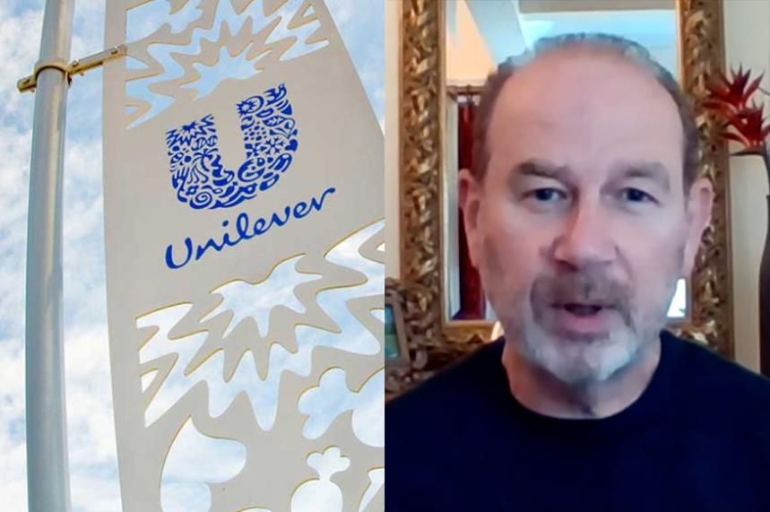 Unilever image via GettyImages; Ian Murray image via bbc.co.uk