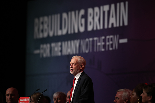 Jeremy Corbyn addresses the 2018 Labour Conference but was his speech a hit or a miss? (pic credit: Peter Byrne/PA Wire/PA Images)