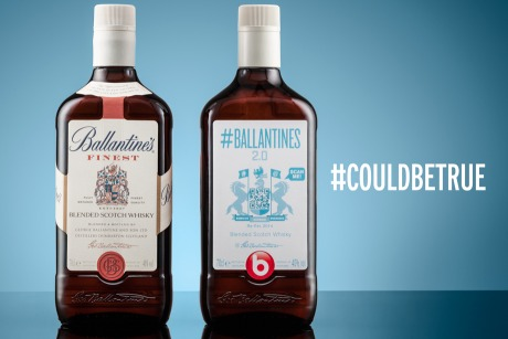 Ballantine's whisky: #CouldBeTrue campaign aims to promote the brand's history