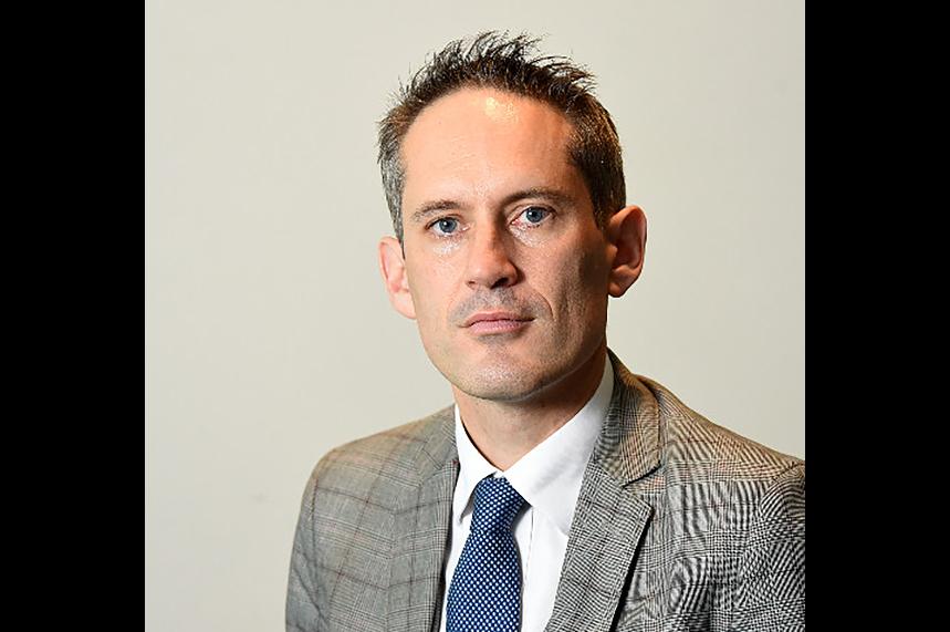 Christian Cubitt, director of comms, MHCLG