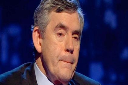 Piers Morgan chat show: Gordon Brown interviewed