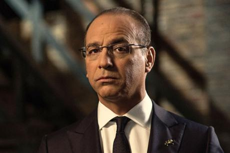 Theo Paphitis: appears in pension reform comms drive