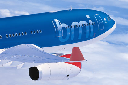 Bmi: targeting business travellers