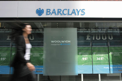 Barclays: sells BGI to BlackRock