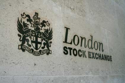 London Stock Exchange: New listings