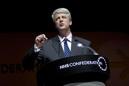 Andrew Lansley: Secretary of State for Health