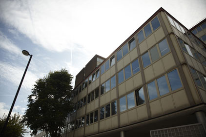 COI: staff are currently based at a building in Lambeth