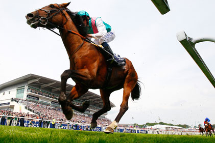 British Champions Series: The Investec Derby