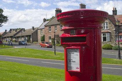 Government: has go-ahead to sell Royal Mail