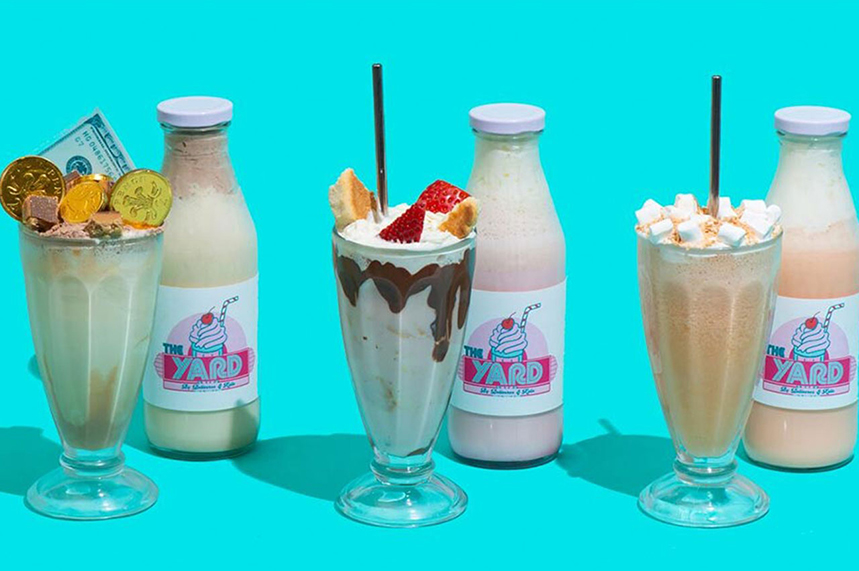 Deliveroo: Kelis' milkshakes are better than yours