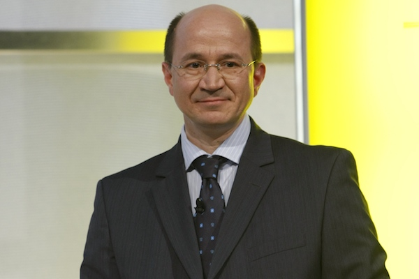 Christof Ehrhart, Deutsche Post DHL (DPDHL)