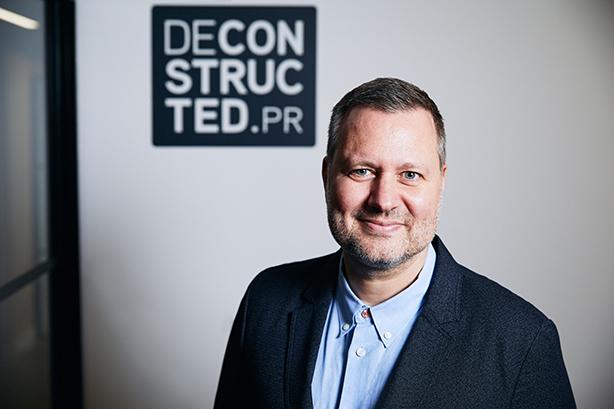 Deconstructed.PR founder Dan Chappell
