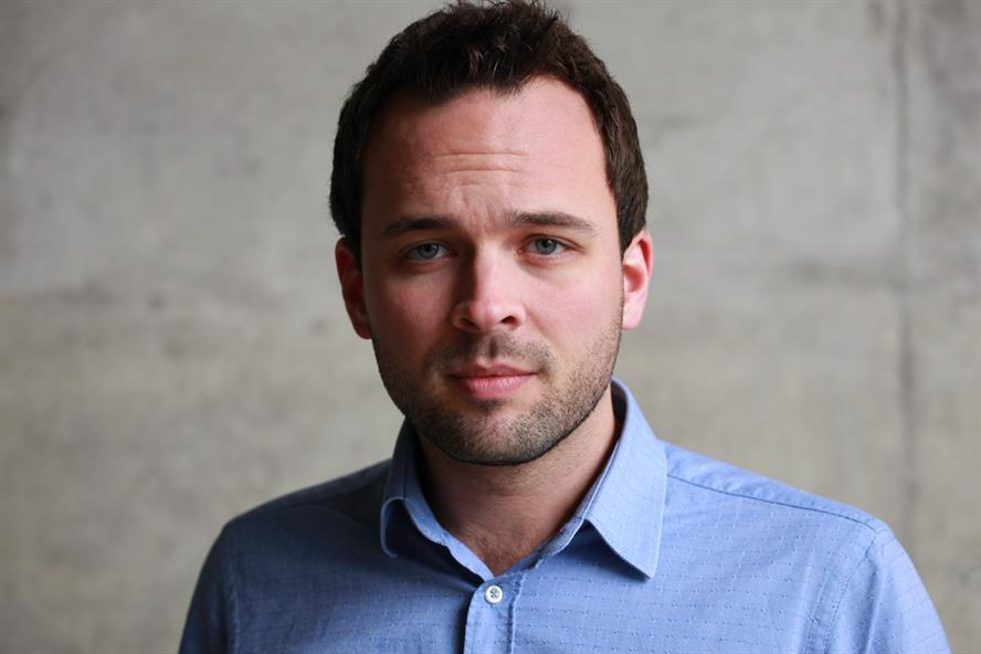 Danny Whatmough: chair of the PRCA's digital group