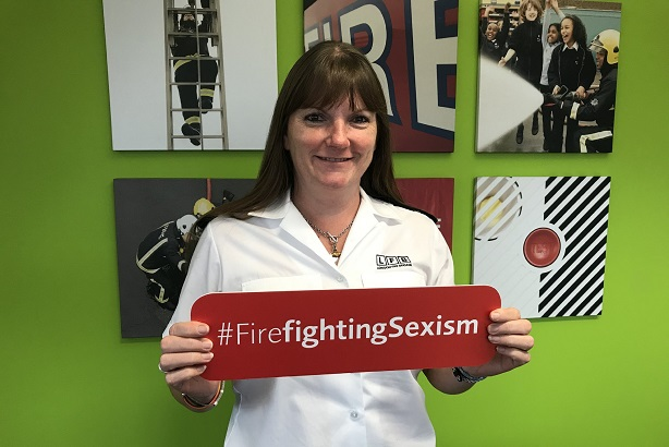 Dany Cotton: London Fire Brigade Commissioner supporting the campaign