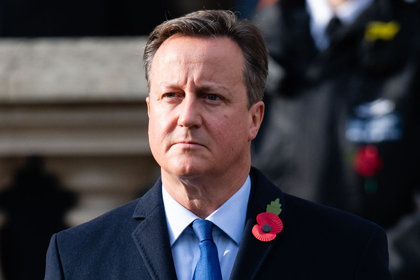 An investigation into David Cameron's lobbying has ended because of a technicality