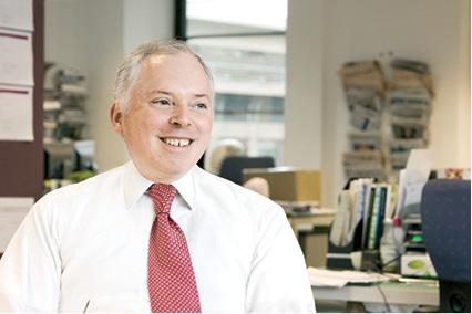 David Shriver: Tulchan's new managing partner