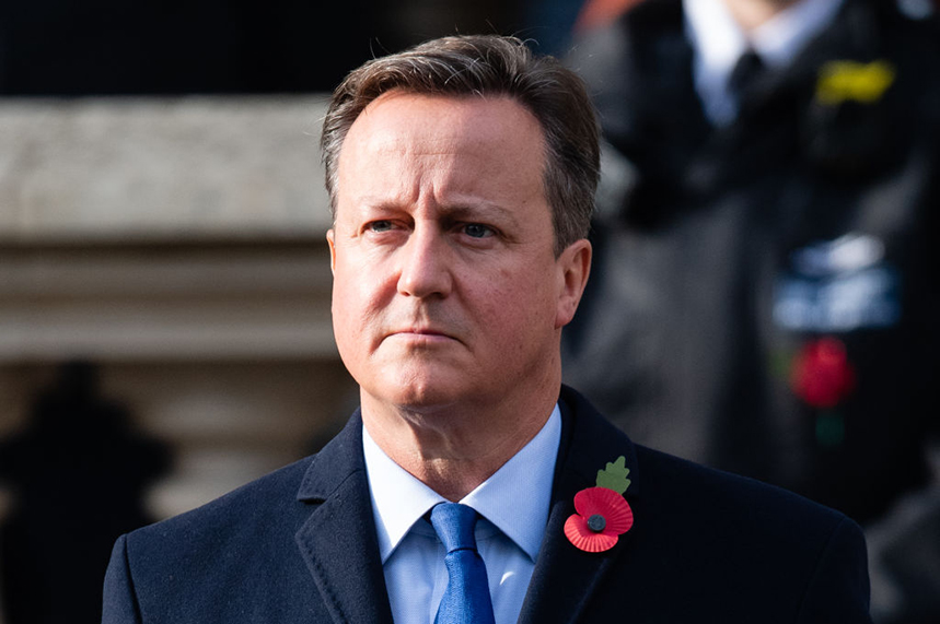 Former Prime Minister David Cameron (pic credit: Getty)