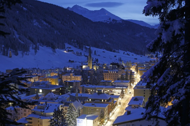 Despite its sketchy reputation, Davos/WEF2019 was mainly about business (Pic: Getty Images.)