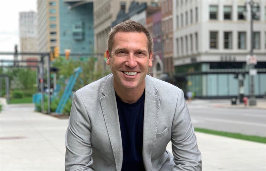 Craig Buchholz stepped into the position of GM's  SVP of global communications in the early weeks of the COVID-19 pandemic.