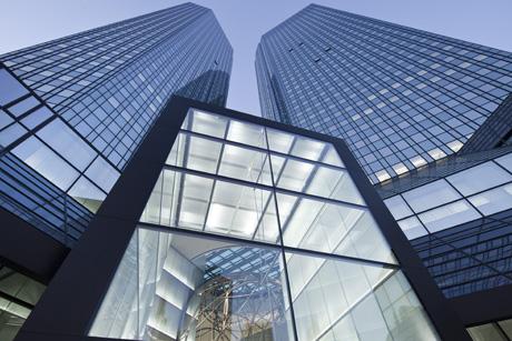 "Deutsche Bank: building a stockpile of ""reputational capital"""