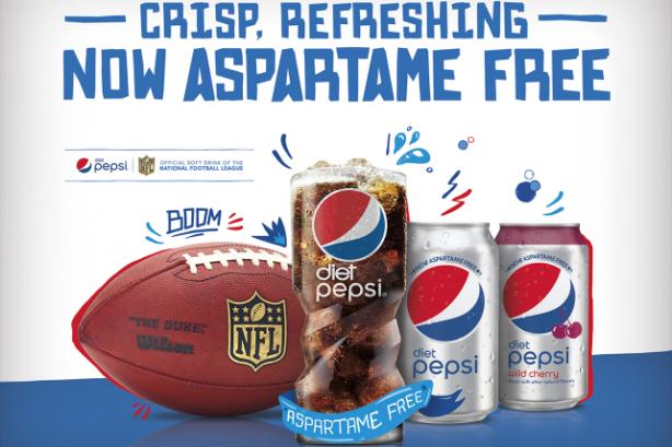 Diet Pepsi digital ad