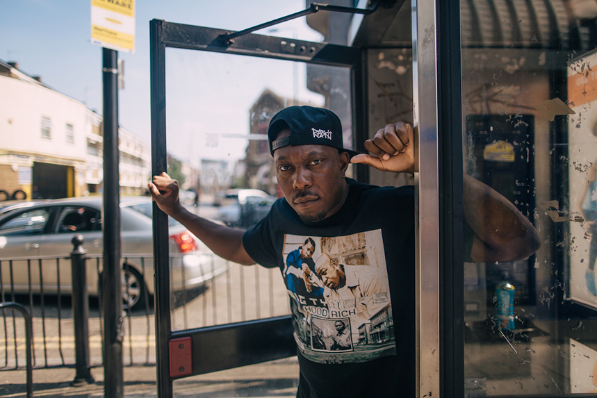 Dizzee Rascal is one of the headliners of this year's V(irtual) Festival