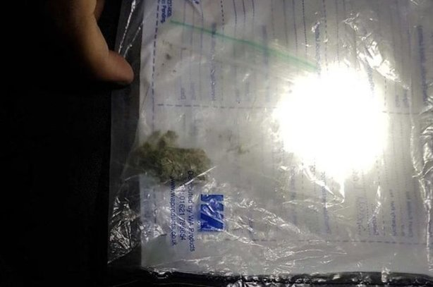 West Yorkshire Police: Warned social media trolls who mocked it after a drugs bust (pic credit: Facebook/West Yorkshire Police)