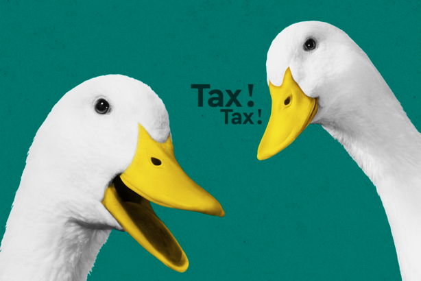 HMRC: Ducks were used to invoke humour and persuade people to file their tax returns on time