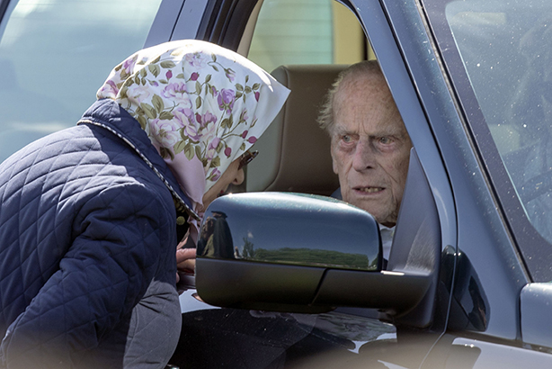 The Duke's post-crash communication stalled badly (©Steve Parsons/PA Wire/PA Images)