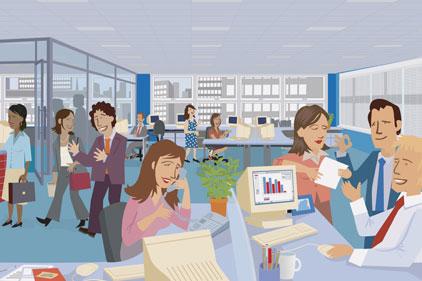 Office talk: PRWeek's survey of comms directors