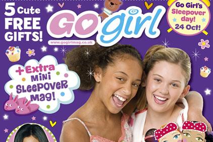 Go Girl: Egmont Publishing