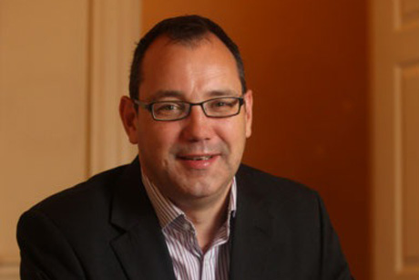 Liam Herbert: co-chairman of PRCA property group