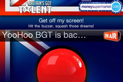 Engaging: Live Talkback's Britain's Got Talent buzzer