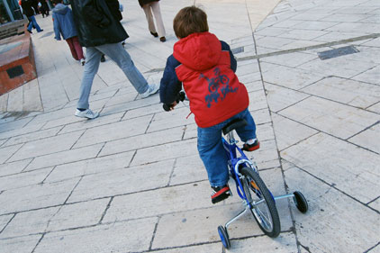 Children: choose TV over exercise