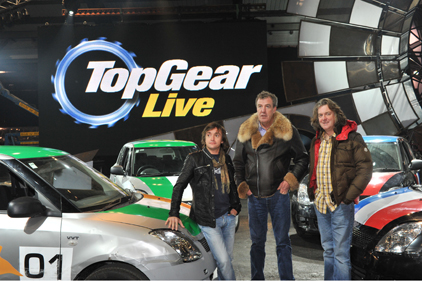 """Top Gear: BBC flooded with complaints after presenters called Mexicans """"lazy, flatulent, feckless and overweight"""" [pic Rex Features]"""