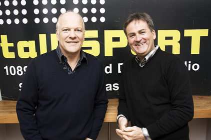 Controversy: TalkSport signed Andy Gray and Richard Keys in the wake of the Sky Sports sexism row