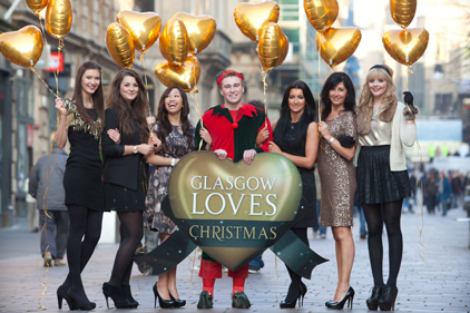 Glasgow City: 2011 festive campaign