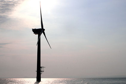 Investment in green technology: GE