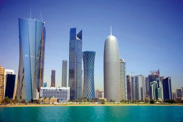 Growing tourism: Qatar