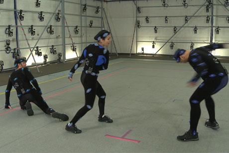 Vicon: Motion capture technology