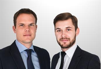 EM's Thomas Kiehn and Sergii Pershyn