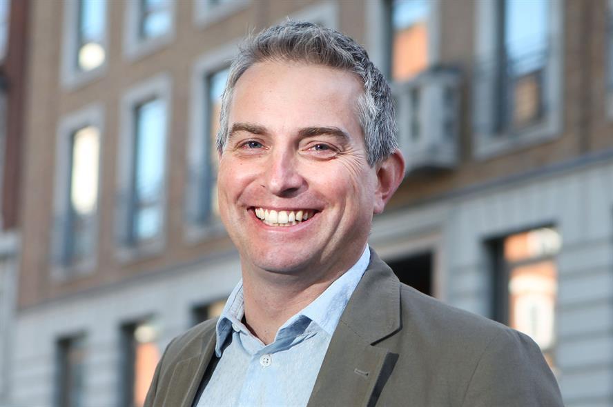 APCO Worldwide London MD Steve Earl is stepping down