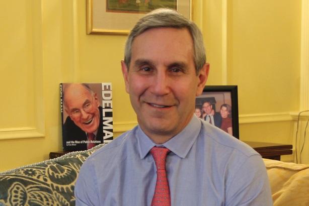 CEO Richard Edelman