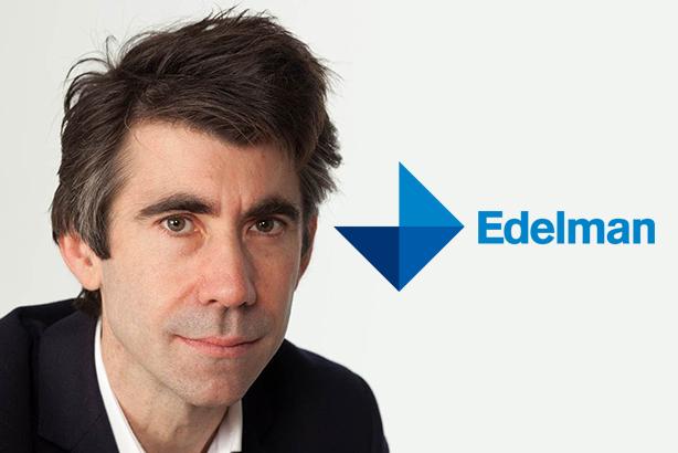 Will Walden: Boris Johnson's former PR man was hired by Edelman UK last year
