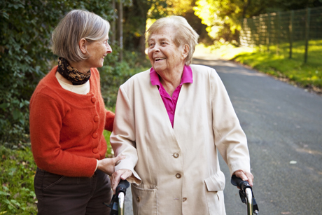 Friends of the Elderly: Highlighting isolation among older people