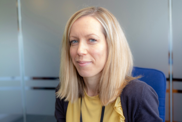 Elin Price: Has been promoted to the DVLA's senior external comms lead