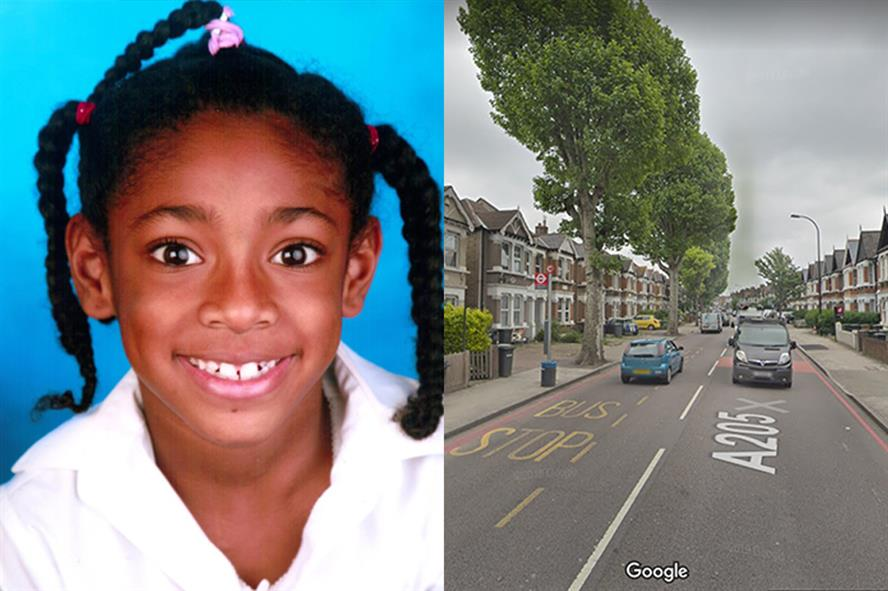Ella Kissi-Debrah died in 2013 from asthma believed to be linked to air pollution from the South Circular Road
