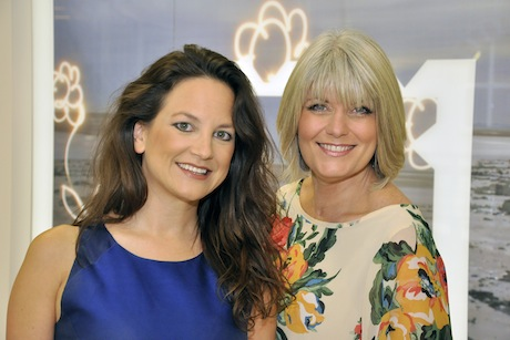 Promoted: Rachel Thompson (l) and Rachel Friend