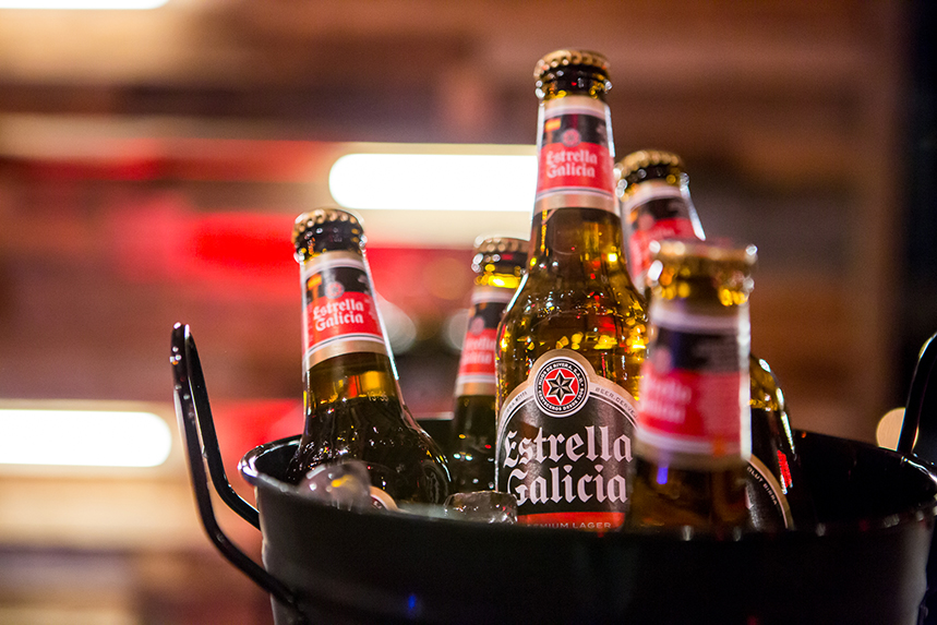 Estrella Galicia has joined forces with Sauce Communications