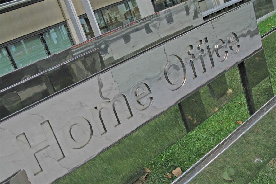 Social media companies: summoned by the Home Office